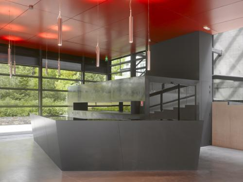 1.OG: Cafeteria
